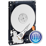 Western Digital Scorpio Blue 1 TB Internal Hard Drive - WD10JPVT