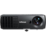 InFocus IN1112 3D Ready DLP Projector - 720p - HDTV - 16:10 IN1112