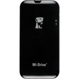 Kingston WI-DRIVE 16GB External Wireless Flash Drive for iPod Touch iPhone Ipad W/ 4 Hour Battery