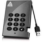 "Apricorn Aegis Padlock A25-PL128-1000 1 TB 2.5"" External Hard Drive"
