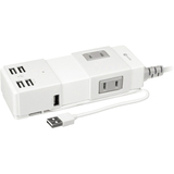 Macally 8-Outlets Power Strip UNISTRIP