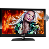 "Supersonic SC-1912 19"" TV/DVD Combo - HDTV 1080p - 16:9 - 1366 x 768 - 720p"