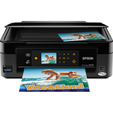 Epson Stylus NX430 Inkjet Multifunction Printer - Color - Plain Paper Print - Desktop C11CB22203