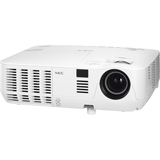 NEC Display NP-V300W 3D Ready DLP Projector - 720p - HDTV - 16:9 NP-V300W