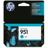 HP 951 Ink Cartridge - Cyan CN050AC#140