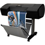 "HP Designjet Z2100 Inkjet Large Format Printer - 24"" - Color Q6675D#B1K"