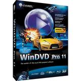 Corel WinDVD v.11.0 Pro - Complete Product - 1 User WDPR11ENMB