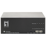 LevelOne NVR-0204 Network Video Recorder 4-CH