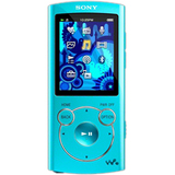 Sony Walkman NWZS764BTL 8 GB Blue Flash Portable Media Player NWZS764BTL