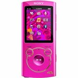 Sony Walkman NWZS764BTP 8 GB Pink Flash Portable Media Player NWZS764BTP