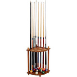 45277 - Mike Massey 45277 Corner Cue Rack