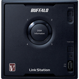 Buffalo LinkStation Pro Quad LS-QVL Network Storage Server LS-QV12TL/R5