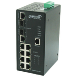 Transition Networks SISPM1040-384-LRT Ethernet Switch - SISPM1040384LRT
