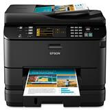 Epson WorkForce Pro WP-4540 Laser Multifunction Printer - Color - Plai - C11CB32201