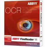 ABBYY Finereader v.11.0 Professional Edition - Complete Product - 1 User