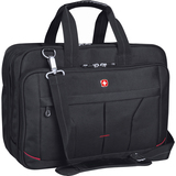 "Swissgear SWA0918 Carrying Case (Messenger) for 15.6"" Notebook - Black SWA0918"