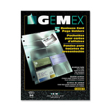 Gemex Business Card Holder