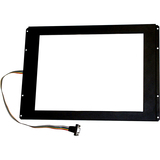 "Miracle 19.1"" (Overlay) 5mm USB, W/Mounting Holes TU1905M"