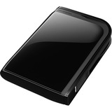 Buffalo MiniStation Extreme HD-PZU3 HD-PZ1.0U3B 1 TB External Hard Drive - Indigo Black HD-PZ1.0U3B