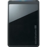 Buffalo MiniStation HD-PCTU3 HD-PCT1.5U3GB 1.50 TB External Hard Drive - Black HD-PCT1.5U3GB
