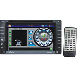Lanzar SNV65I3D Automobile Audio/Video GPS Navigation System - SNV65I3D