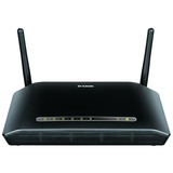 D-Link RangeBooster N DSL-2740B Wireless Router - IEEE 802.11n (draft) - DSL2740B