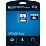 HP CG788A-EF 8 GB Secure Digital High Capacity (SDHC) - 1 Card/ - CG788AEF