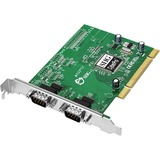 SIIG 2-port PCI-X Serial Adapter JJ-P20911-S7