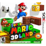 Nintendo Super Mario 3D Land CTRPAREE