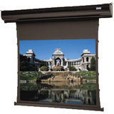 "Da-Lite Tensioned Contour Electrol Electric Projection Screen - 200"" - 4:3 - Wall Mount, Ceiling Mount 88511L"