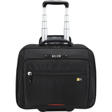 "Case Logic ZLR-116 Carrying Case (Roller) for 15.6"", Travel Essential - ZLR116BLACK"