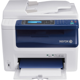 Xerox WorkCentre 6015NI LED Multifunction Printer - Color - Plain Paper Print - Desktop