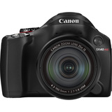 5251B001 - Canon PowerShot SX40 HS 12.1 Megapixel Bridge Camera - Black