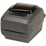 Zebra GX430t Thermal Transfer Printer - Monochrome - Desktop - Label Print GX43-102412-000