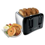 Proctor Silex 4-Slice Cool-Wall Toaster - 24608Y