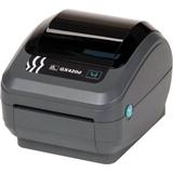 Zebra GX420d Direct Thermal Printer - Monochrome - Desktop - Label Print GX42-202412-000