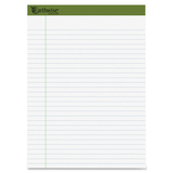 Ampad Recycled Legal Pads 40102