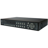 EverFocus ECOR H.264 ECOR264-4D2 4 Channel Professional Video Recorder - 1 TB HDD ECOR264-4D2/1T