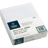 Business Source Memorandum Pad