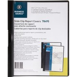 Business Source Patented Clip Report Cover 78495