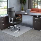 Deflect-o All Pile Rectangular Chair Mat CM11242PC