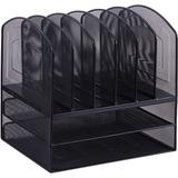 LLR37523 - Lorell Horizontal Vertical Mesh Desk Orga...