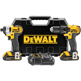 Dewalt Cordless Combo Kit - DCK280C2