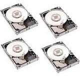 "OV-ACC902004 - Overland 2 TB 3.5"" Internal Hard Drive - 4 Pack"