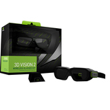 NVIDIA 3D Vision 2 Wireless Glasses Kit 942-11431-0007-001