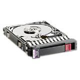 "HP 300 GB 2.5"" Internal Hard Drive 627117-B21"