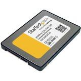 StarTech.com 2.5in SATA to Mini SATA SSD Adapter Enclosure SAT2MSAT25
