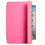 Apple iPad Smart Cover Pink - Polyurethane