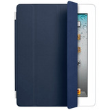 Apple iPad Smart Cover - Leather Navy