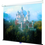 "Draper Star Manual Projection Screen - 100"" - Wall Mount, Ceiling Mount 209016"